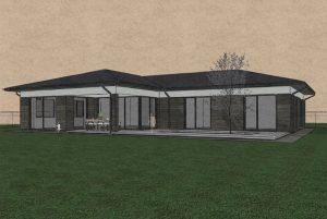 Sp Vienbucio gyvenamo namo projektas (1)