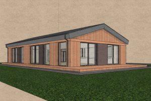 Sp Vienbucio gyvenamo namo projektas (10)