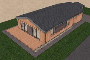 Sp Vienbucio gyvenamo namo projektas (12)