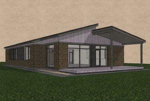 Sp Vienbucio gyvenamo namo projektas (13)