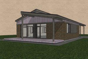 Sp Vienbucio gyvenamo namo projektas (14)