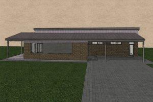 Sp Vienbucio gyvenamo namo projektas (15)