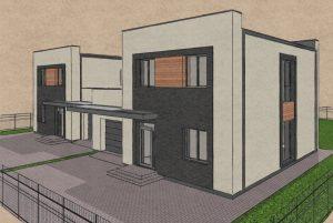 Sp Vienbucio gyvenamo namo projektas (19)