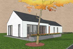 Sp Vienbucio gyvenamo namo projektas (21)