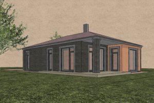Sp Vienbucio gyvenamo namo projektas (28)