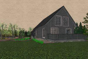 Sp Vienbucio gyvenamo namo projektas (36)