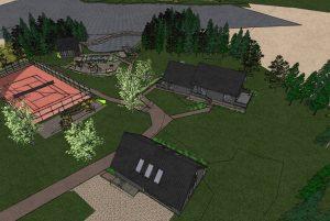 Sp Vienbucio gyvenamo namo projektas (37)