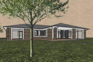 Sp Vienbucio gyvenamo namo projektas (39)