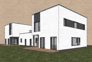 Sp Vienbucio gyvenamo namo projektas (42)