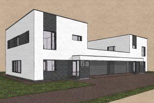 Sp Vienbucio gyvenamo namo projektas (43)