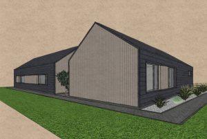 Sp Vienbucio gyvenamo namo projektas (5)