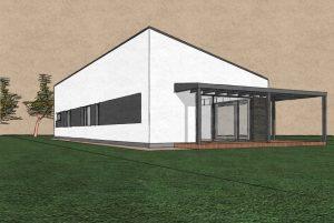 Sp Vienbucio gyvenamo namo projektas (56)
