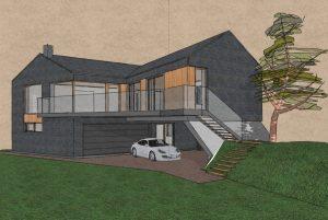 Sp Vienbucio gyvenamo namo projektas (58)