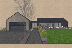 Sp Vienbucio gyvenamo namo projektas (6)