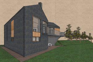 Sp Vienbucio gyvenamo namo projektas (60)