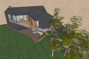Sp Vienbucio gyvenamo namo projektas (61)