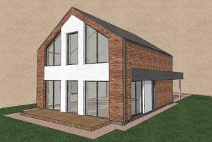 Sp Vienbucio gyvenamo namo projektas (63)