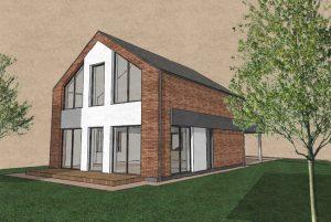 Sp Vienbucio gyvenamo namo projektas (64)