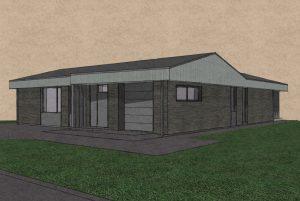 Sp Vienbucio gyvenamo namo projektas (68)
