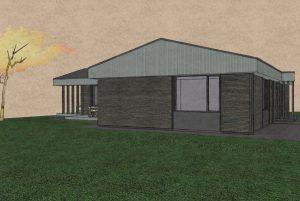 Sp Vienbucio gyvenamo namo projektas (69)