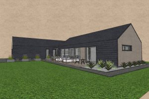 Sp Vienbucio gyvenamo namo projektas (7)