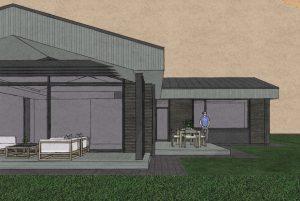 Sp Vienbucio gyvenamo namo projektas (70)