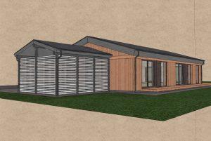Sp Vienbucio gyvenamo namo projektas (9)